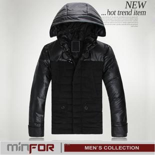 Мужские зимние куртки. Пуховики 2012