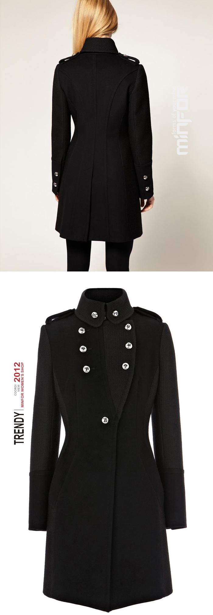 Пальто женское осень длинное пальто