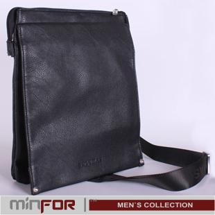 Планшет формата А4.  Мужская сумка через плечо.  Материал: кожа.