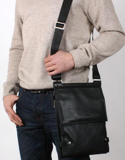 кожаные сумки для документов.