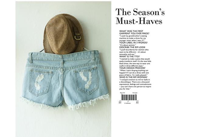 джинсовые шорты где купить (34 фотки.