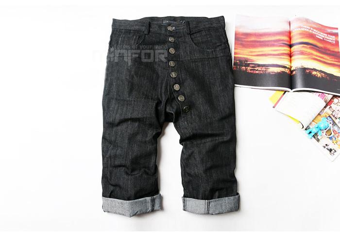 Мужские джинсовые шорты.  Материал: 100% хлопок.  Мужская одежда и.